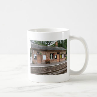 Crowcombe Heathfield station Somerset Coffee Mug
