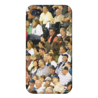 Crowd Cover For iPhone 4