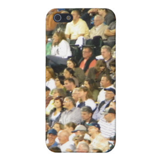 Crowd Cover For iPhone SE/5/5s