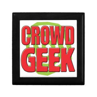 Crowd Geek Jewelry Box