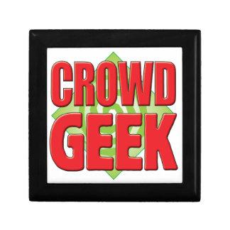 Crowd Geek v2 Jewelry Box