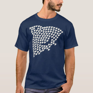 Crowd of plover T-Shirt