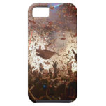 Crowd partying iPhone 5 cases