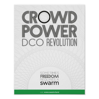 crowd power poster