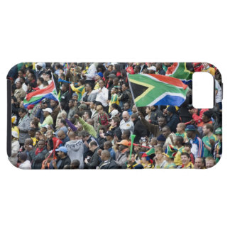 Crowd shot at a soccer game, with South African iPhone SE/5/5s Case