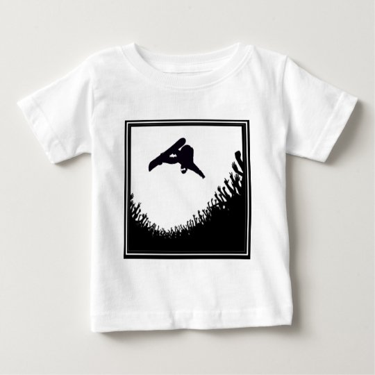 CROWD SNOWBOARD BABY T-Shirt