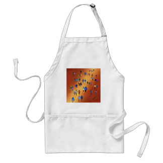 Crowd Source Adult Apron