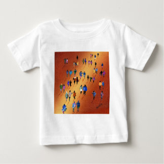 Crowd Source Baby T-Shirt