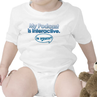 CrowdAbout.us White Infant Tee Shirt