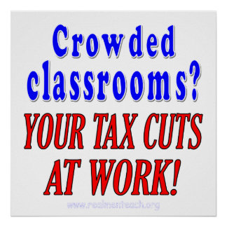 Crowded classrooms posters