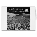 Crowded Moon Products Greeting Cards
