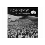 Crowded Moon Products Postcards