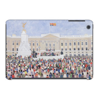 Crowds around the Palace 1995 iPad Mini Retina Covers