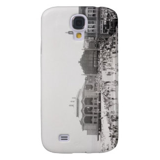 Crowds Samsung S4 Case