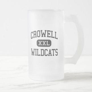 Crowell - Wildcats - High School - Crowell Texas Mugs