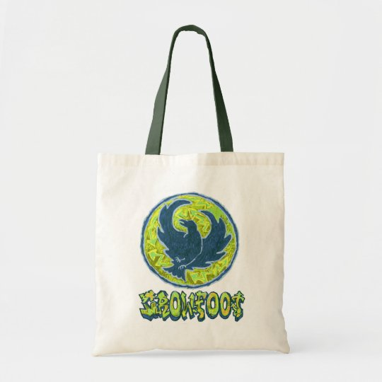 Crowfoot Tote-Bag Tote Bag