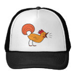 Crowing ROOSTER Mesh Hat