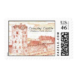 Crowley Castle Stamps