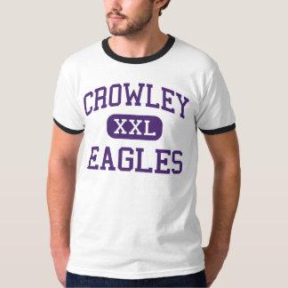 Crowley - Eagles - High School - Crowley Texas Shirts