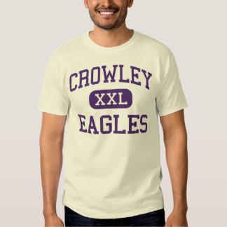 Crowley - Eagles - High School - Crowley Texas Tee Shirt