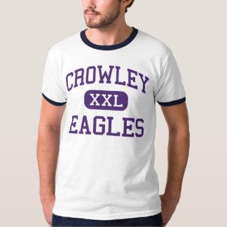 Crowley - Eagles - High School - Crowley Texas Tshirts