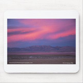 Crowley Lake Sunset Mousepad