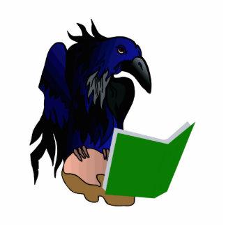Crowlious Crow Statuette