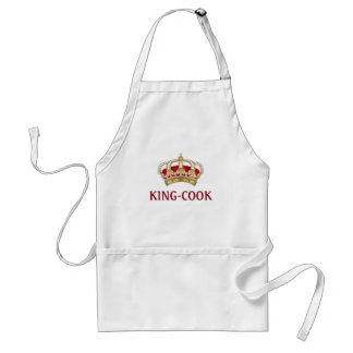 Crown Adult Apron
