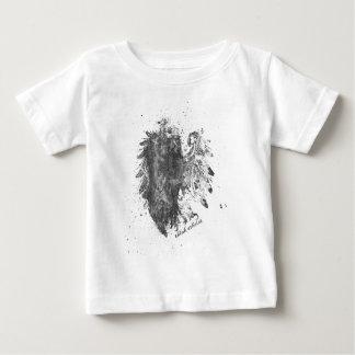 Crown-Atheist-Bird Baby T-Shirt