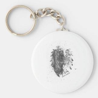 Crown-Atheist-Bird Keychain