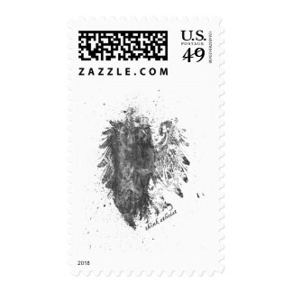 Crown-Atheist-Bird Postage Stamps