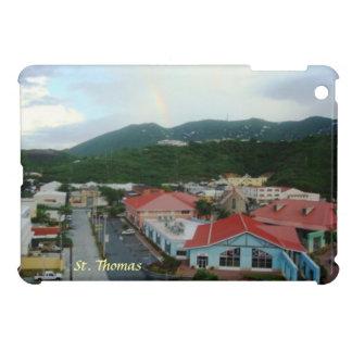 Crown Bay, St Thomas USVI iPad case