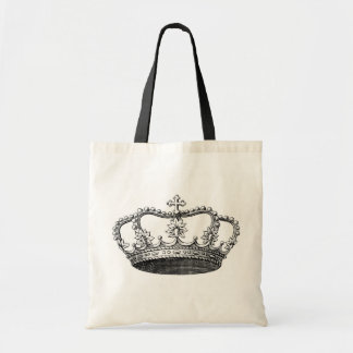 Crown Budget Tote