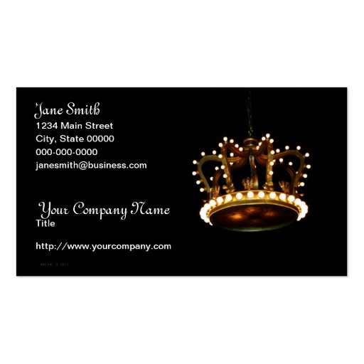 crown double sided standard business cards pack of 100