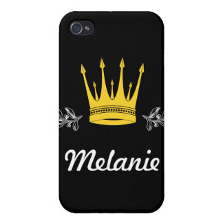 Crown Case For iPhone 4
