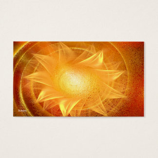 Crown Chakra Business Card