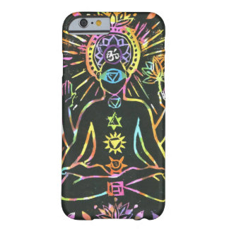 Crown Chakra Case Barely There iPhone 6 Case