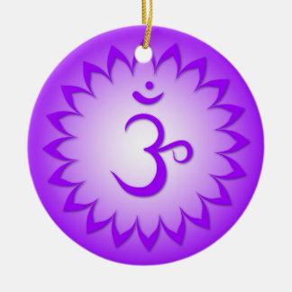 Crown Chakra II Ornament