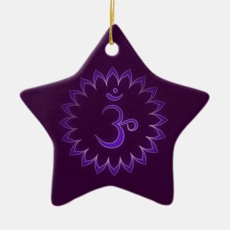Crown Chakra Ornament