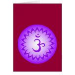 Crown Chakra - Sahasrara Card