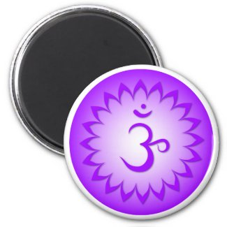 Crown Chakra - Sahasrara magnet