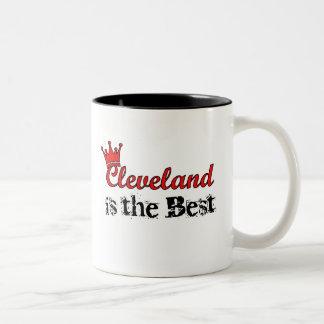 Crown Cleveland Mug