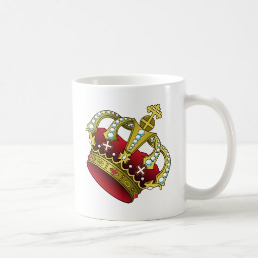 Crown Coffee Mug