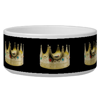 Crown Create Your Pet Dog Bowls