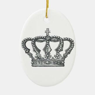 Crown de rey adorno de reyes