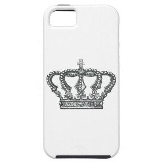 Crown de rey funda para iPhone SE/5/5s