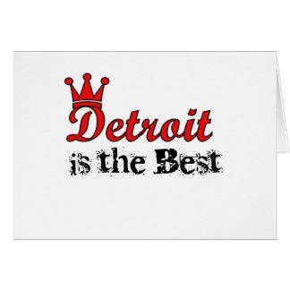 Crown Detroit Card