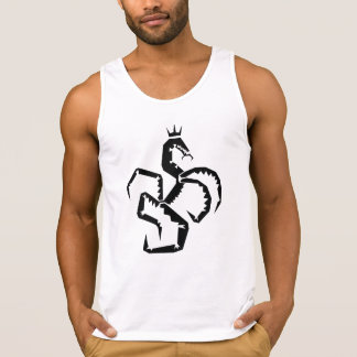 crown dragon tanktop