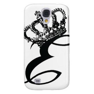 Crown E logo Galaxy S4 Cover