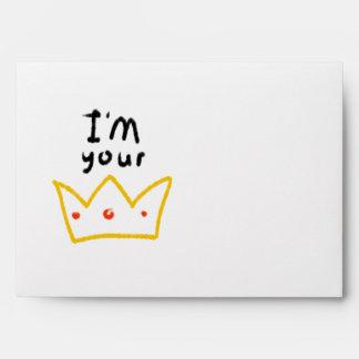 Crown Envelope